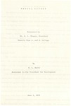 Annual Report - Office of Development June 1, 1972 by Prairie View A&M College