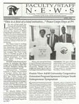 Faculty & Staff News - April 1998 by Prairie View A&M University