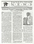 Faculty & Staff News - March 1998 by Prairie View A&M University