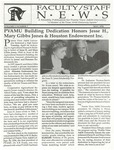 Faculty & Staff News - May 1998 by Prairie View A&M University