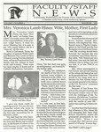 Faculty & Staff News - May-June 1999 by Prairie View A&M University