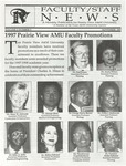 Faculty & Staff News - November 1997 by Prairie View A&M University