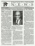 Faculty & Staff News - September-October 1998 by Prairie View A&M University