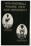 Football Media Guide- 1976 by Prairie View A&M University