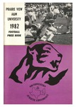 Football Media Guide - 1982 by Prairie View A&M University