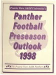Football Media Guide- 1998 by Prairie View A&M University
