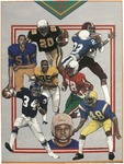 SWAC Football Media Guide- 1995 by Prairie View A&M University