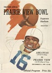 Dec 31, 1960- Prairie View A & M College vs Arkansas