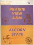 Nov 13th 1976-  Prairie View A&M vs Alcorn State