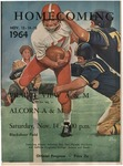 Nov 14, 1964- Prairie View A&M vs Alcorn A & M