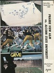 Nov 15, 1980- Prairie View A&M vs Alcorn State University
