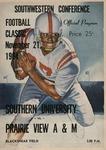 Nov 21,1964- Prairie View A&M vs Southern University