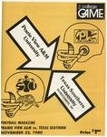 Nov 22, 1980- Prairie View A&M vs Texas Southern