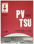 Nov 23, 1972- Prairie View A&M vs Texas Southern