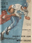 Oct 18,1965- Prairie View A&M vs Wiley College