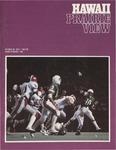 Oct 20, 1979- Prairie View A&M vs University of Hawaii