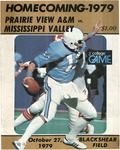 Oct 27, 1979- Prairie View A&M vs Mississippi Valley
