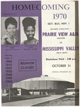 Oct 31, 1970- Prairie View A&M vs Mississippi Valley