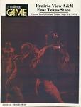 Sep 14 1974- Prairie View A&M vs East Texas State