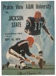 Sep 15 1973- Prairie View A&M vs Jackson State