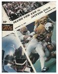 Sep 15,1979- Prairie View A&M vs Jackson State