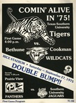 Sep 27th 1975 - Prairie View A&M vs Texas Southern