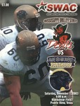 Nov 1, 2003 - Prairie View A&M vs Mississippi Valley State