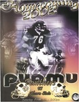 Oct 12, 2002 - Prairie View A&M vs Alcorn State by Prairie View A&M University