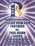Sept 13, 2003 - Prairie View A&M vs Paul Quinn