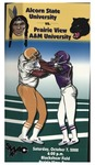 Oct 7. 2000- Prairie View A&M vs Alcorn State by Prairie View A&M University
