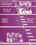 Oct 14, 1986- Prairie View A&M vs Alabama State University