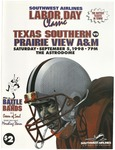 Sep 5, 1998 - Prairie View A&M vs Texas Southern by Prairie View A&M University