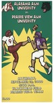 Sep 23, 2000- Prairie View A&M vs Alabama A&M by Prairie View A&M University