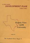 Development Plan - Division of Cooperative Education 1981-87