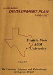 Development Plan - Relations and Philanthropic Development Report