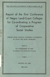 President 26th Annual Conference - April 1943 by Prairie View State College