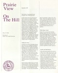 Prairie View On The Hill - September 1987