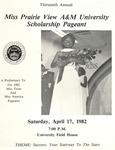 Miss Prairie View A&M April 17, 1982