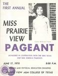 Miss Prairie View Pageant June 17, 1970 by Prairie View A&M College