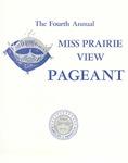Miss Prairie View Pageant April 26, 1973 by Prairie View A&M College