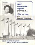 Miss Prairie View Pageant April 17, 1980 by Prairie View A&M University