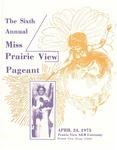 Miss Prairie View Pageant April 24, 1975