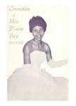 Coronation of Miss Prairie View January 23, 1960 by Prairie View A&M College