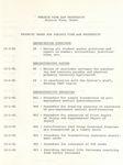 Priority Task Report - November 30, 1981 by Prairie View A&M University