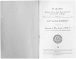 Catalog Edition- The School Year 1932-1933 by Prairie View State Normal & Industrial College