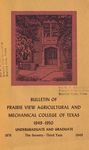 Bulletin - The School Year- 1949-50 by Prairie View Agricultural And Mechanical College
