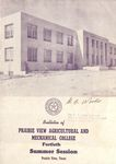 Summer Session - The School Year 1950 by Prairie View Agricultural and Mechanical College