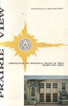 Announcement Graduate and Undergraduate - The School Year 1961-63 by Prairie View Agriculture & Mechanical College