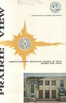 Announcement Graduate and Undergraduate - The School Year 1962-64 by Prairie View Agriculture & Mechanical College