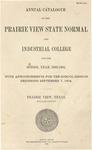 Annual Catalog - The School Year 1903-1904